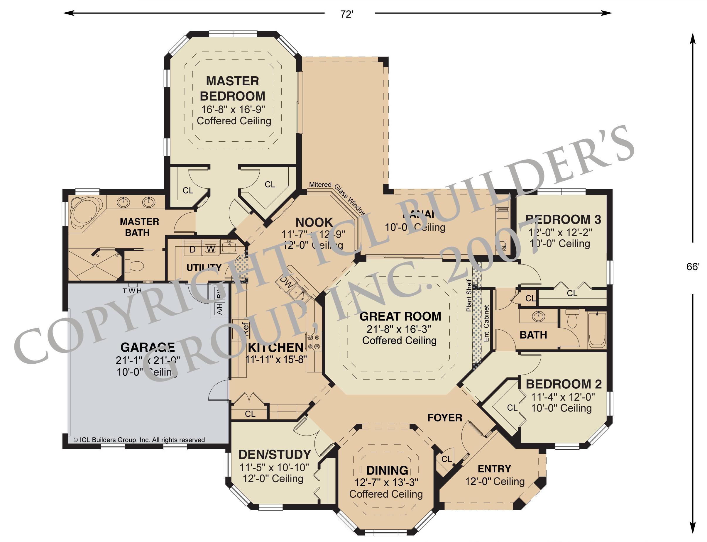 MadisonExecutivefloorplan custom homes floor plans sc,Madison Home Builders Floor Plans